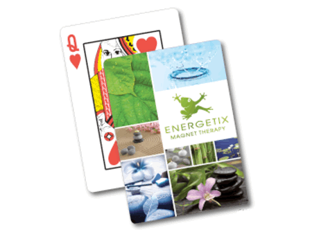 Relaxation Playing Cards