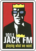 Custom Club Cards - Jack FM 101.1