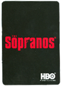 Custom Business Cards - The Sopranos