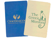 Cards with Your Logo