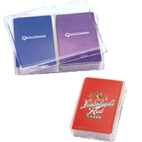Clear Plastic Card Boxes