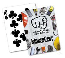 Construction Playing Cards