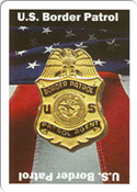 Custom Cards - U.S. Border Patrol
