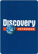 Custom Cards - Discovery Channel
