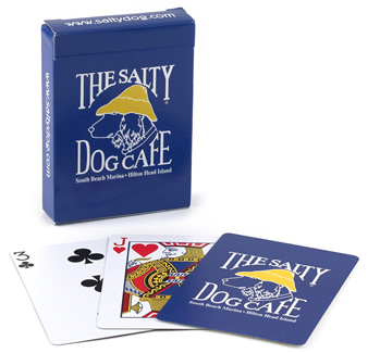 Salty Dog Cafe Playing Cards