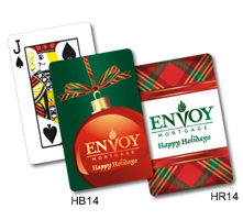 Holiday Playing Cards Holiday Designs