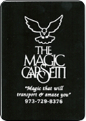 The Magic Carsetti