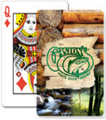 Outdoorsman Playing Cards