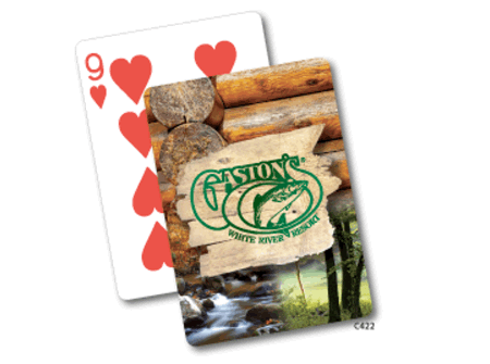 Outdoorsman Custom Playing Cards